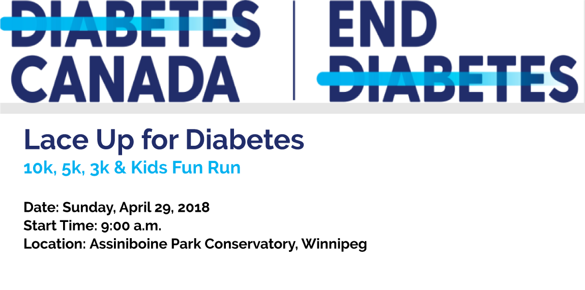 Lace Up for Diabetes
