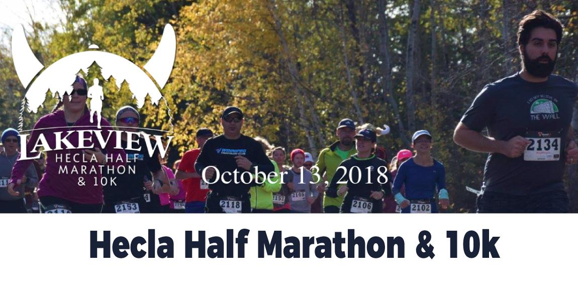 Hecla Half Marathon & 10k
