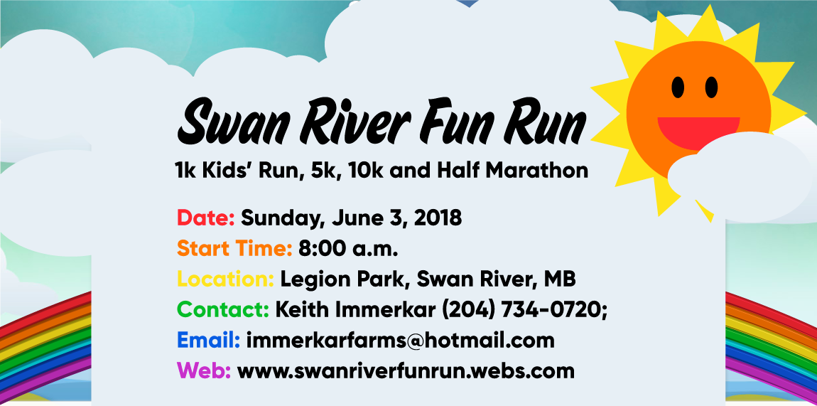 Swan River Fun Run
