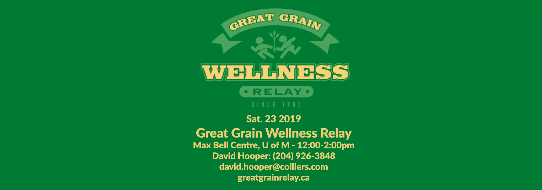 Great Grain Wellness Relay