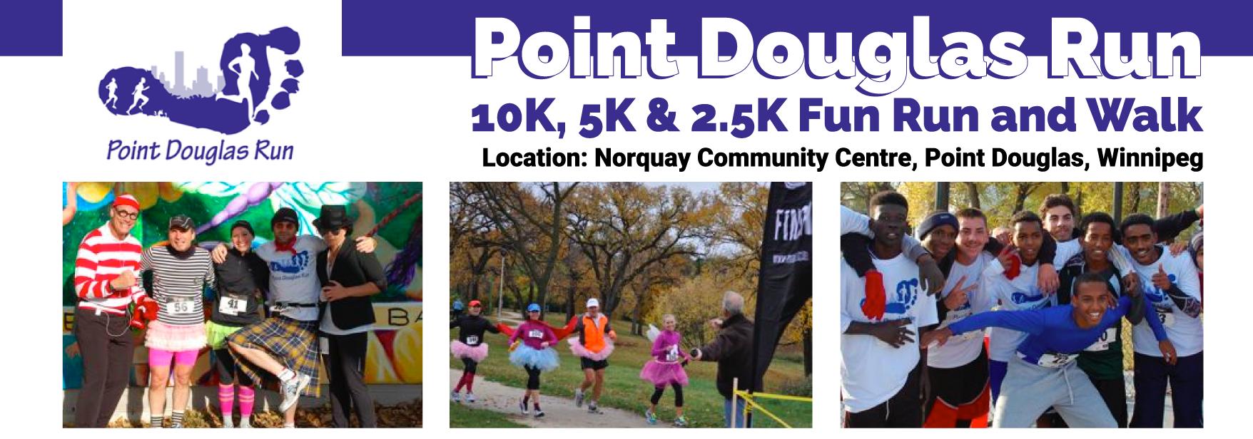 Point Douglas Run