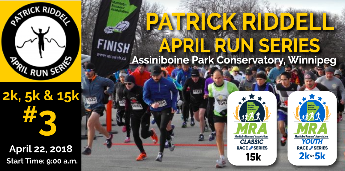 Patrick Riddell April Run Series #3