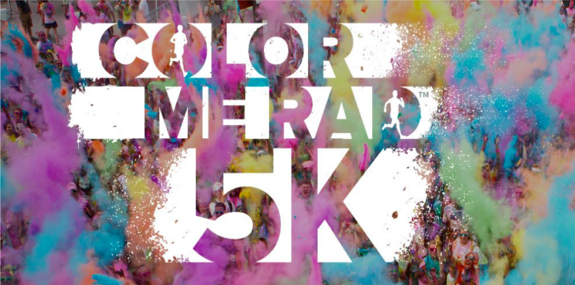 Color Me Rad 5k Fun Run Winnipeg