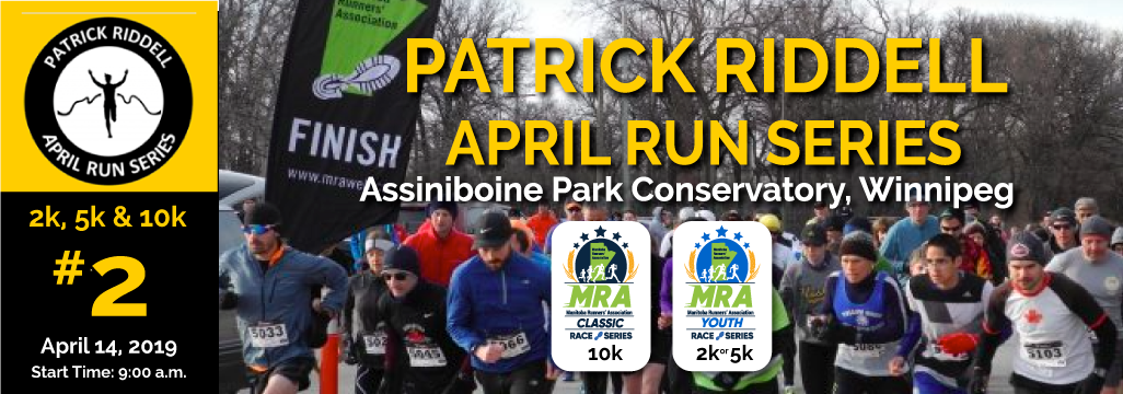 Patrick Riddell April Run Series #2