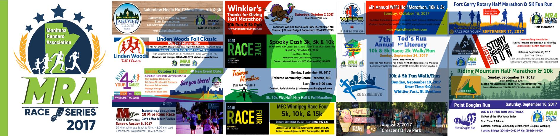 MRA Race Series 2017