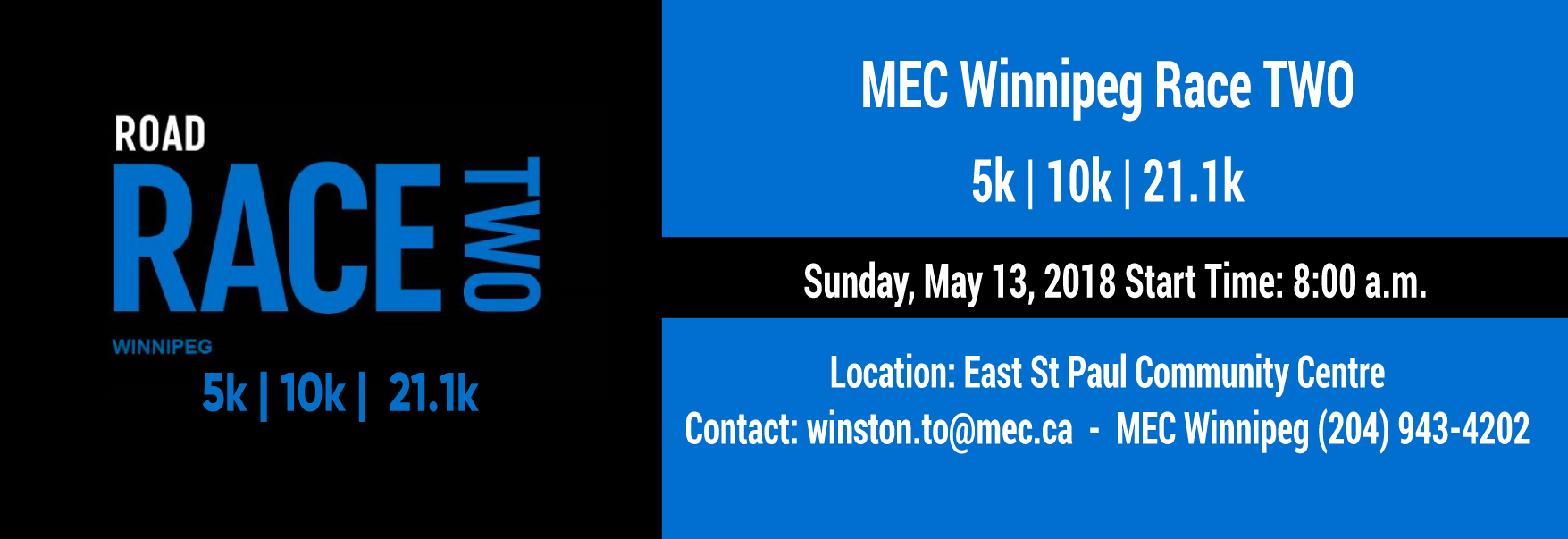MEC Winnipeg Race Two