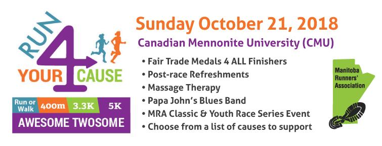 Manitoba Runners AssociationR4YC-