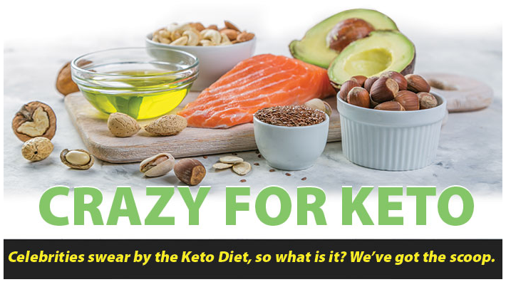 crazy for keto