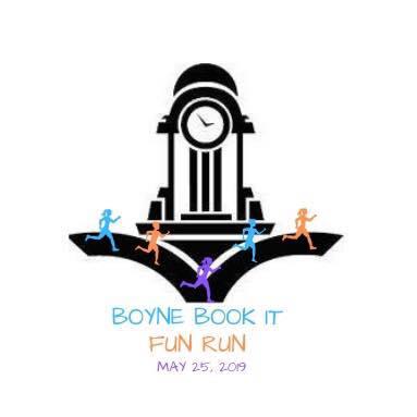 Boyne Book It Fun Run